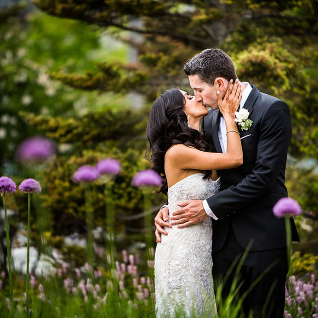 Mixed race wedding - Indian bride and Canadian groom - Arora Events, Toronto's best wedding and event planners!