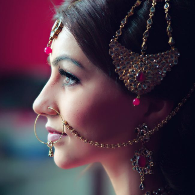 Indian bride - Arora Events, Toronto's best wedding and event planners!